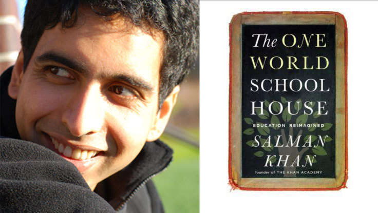 <em>The One World Schoolhouse:</em> Salman Khan's New Book Rethinks Education